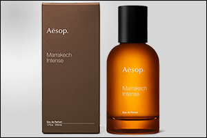 Marrakech Intense - An Ode to Morocco From Aesop