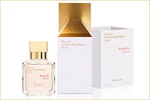 Maison Francis Kurkdjians Amyris Scents; Amyris From Jamaica, Iris From Florence