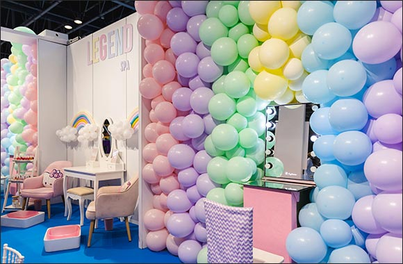 Legend Spa Launches Kids Spa Pop-Up at Modhesh World