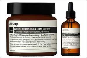 Aesops Skincare+ Range:  Night Time Skincare Routine Favorites