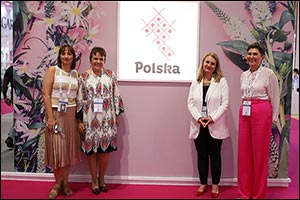 Poland Pavilion Highlights the Countrys Potential for Natural Skincare Products with Modern Technology at Beautyworld Middle East