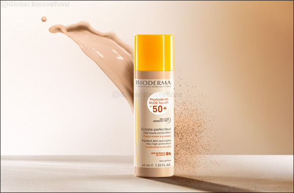 Bioderma Photoderm Nude Touch SPF50 Color Golden 40ml